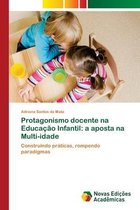 Protagonismo docente na Educacao Infantil