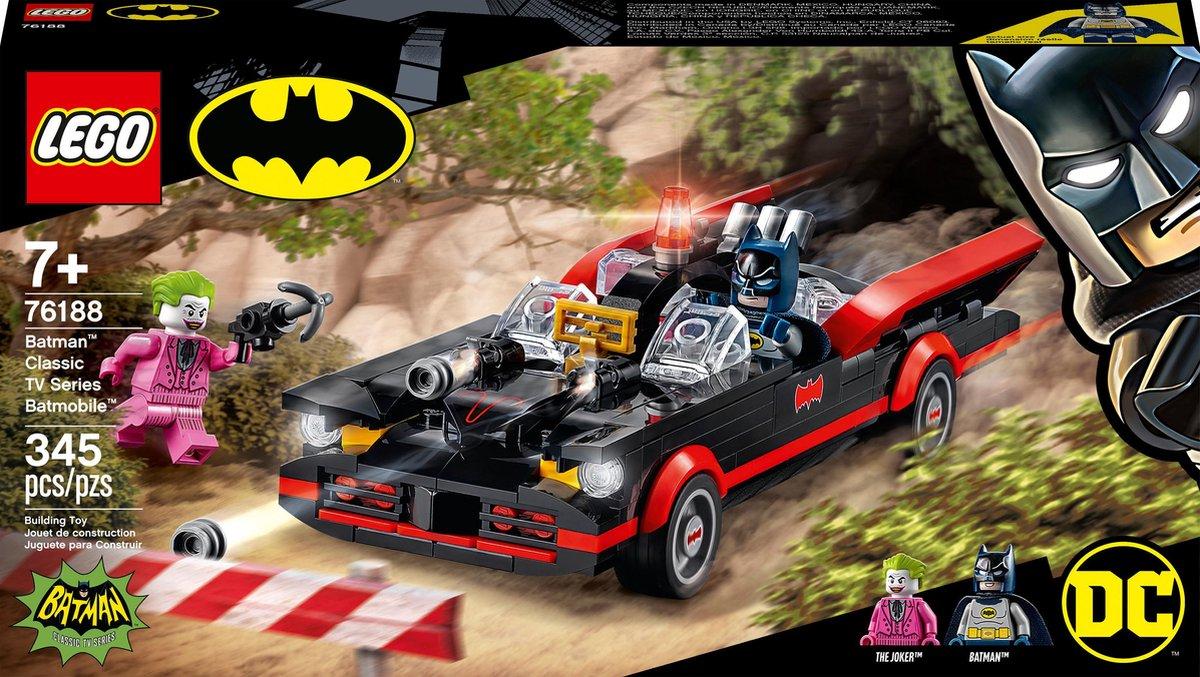 LEGO DC Comics Super Heroes Het schip van de Guardians 76193