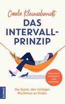 Boek cover Das Intervall-Prinzip van Carola Kleinschmidt