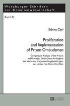 Proliferation and Implementation of Prison Ombudsmen