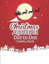 Christmas Alphabet Dot to Dot Coloring Book