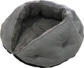 Bol.com-Adori Cave Modena - Hondenmand - Grijs - 80 x 80 x 25 cm-aanbieding