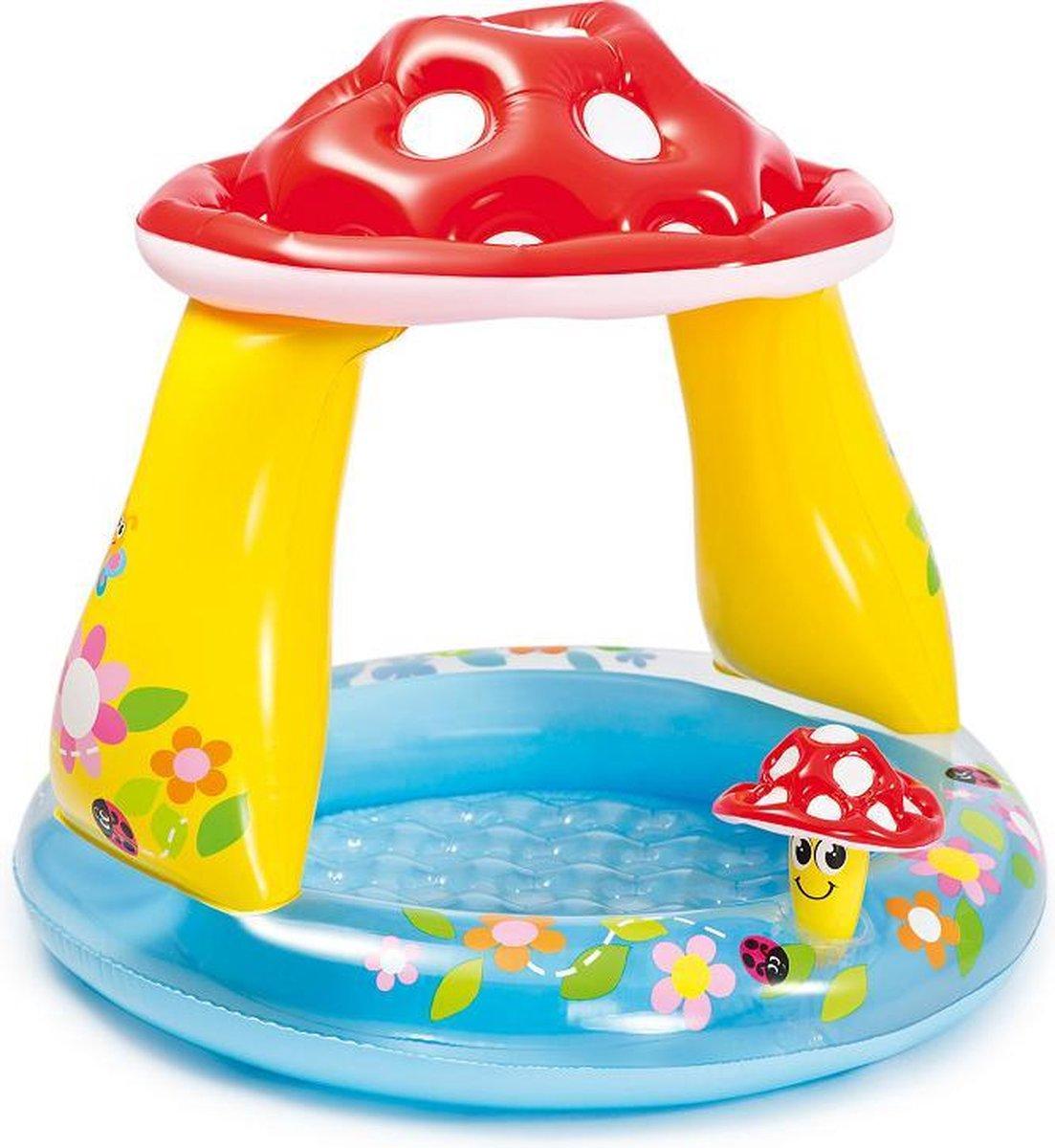 Intex Kinderzwembad 102x89cm - Opblaaszwembad