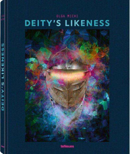 Boek cover Deitys Likeness van Olga Michi (Hardcover)