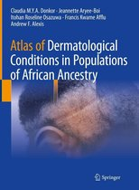 Omslag Atlas of Dermatological Conditions in Populations of African Ancestry