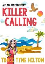 Omslag Killer Calling