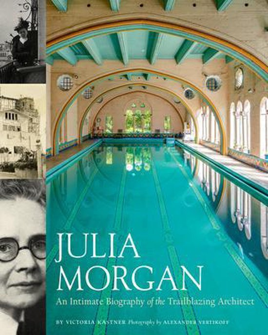 Boek cover Julia Morgan van Victoria Kastner (Hardcover)