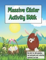 Massive Easter Activity Book