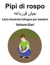 Italiano-Dari Pipi di rospo / جیش قورباغه Libro illustrato bilingue per bambini