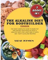 Omslag Alkaline Diet for Bodyduilder Cookbook