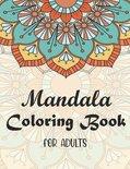 Mandala Coloring Book for Adults