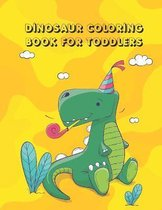 Dinosaur Coloring Book for Toddlers
