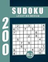 Sudoku Erwachsene Leicht Bis Medium Band 2