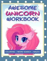 Awesome Unicorn Workbook