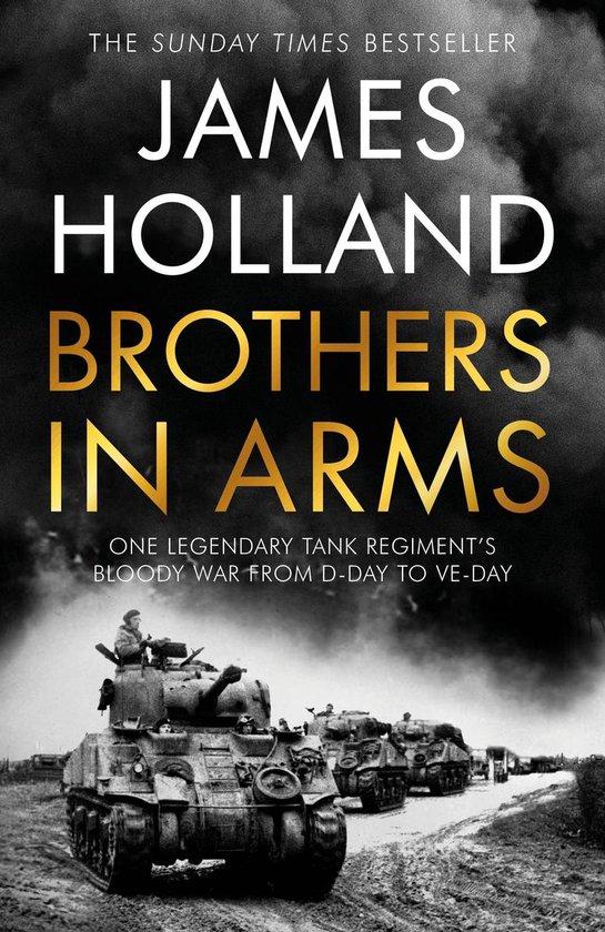 Boek cover Brothers in Arms van James Holland (Onbekend)