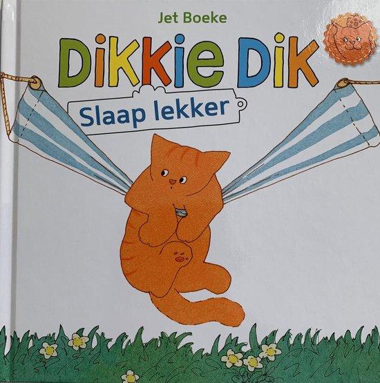 Boek cover Dikkie Dik - Slaap lekker van J Boeke (Hardcover)
