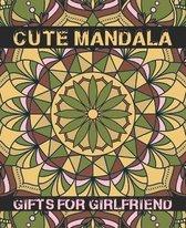 Cute Mandala Gifts For Girlfriend