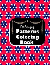 100 Amazing Patterns Coloring Book