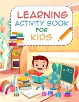 Learning Activity Books For Kids
