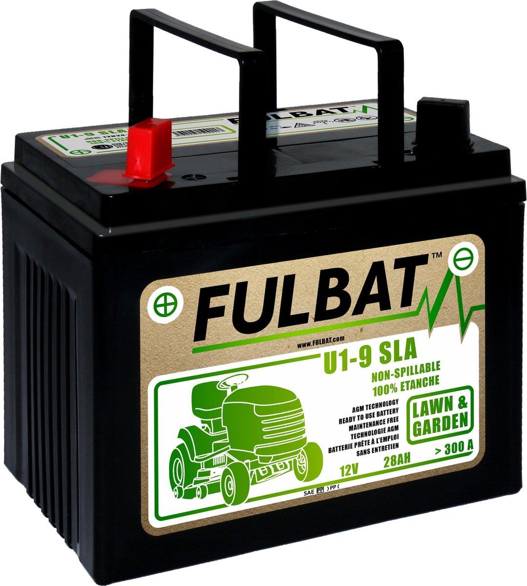 Fulbat/BoParts Accu 12V/28Ah - 12N24-4 / U19