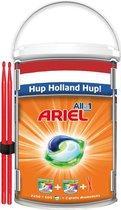 Ariel All in 1 Wasmiddel Pods Oranje Fan Trommel - Voordeelverpakking - 2x50 Wasbeurten