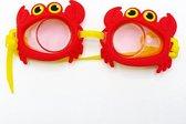 Doodadeals®   Duikbril Krab voor kinderen   Crab Goggles for kids