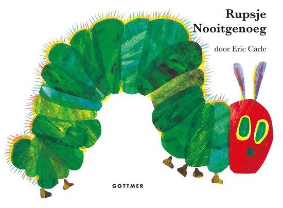 Rupsje Nooitgenoeg - Rupsje Nooitgenoeg