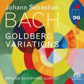 Js Bach: Goldberg Variations Bwv 988