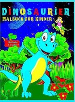 Dinosaurier Malbuch fur Kinder