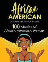 African American Coloring Book For Adults