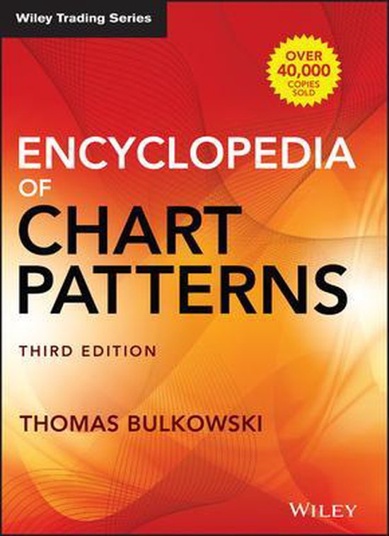 Boek cover Encyclopedia of Chart Patterns van Thomas N. Bulkowski (Hardcover)