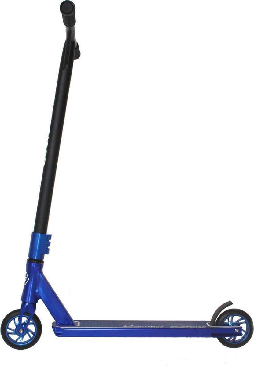 SUOTU R10 Pro Aluminium - Stunt Step - 11 cm Wielen - Aluminium Velgen - Blauw