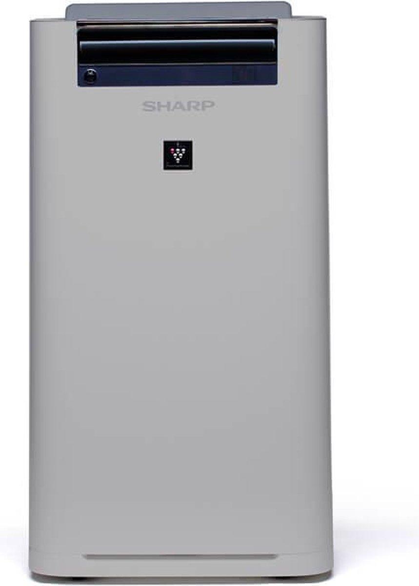 Sharp UA-HG50E-L – HEPA luchtreiniger met ionisator en bevochtiging – 38 m²