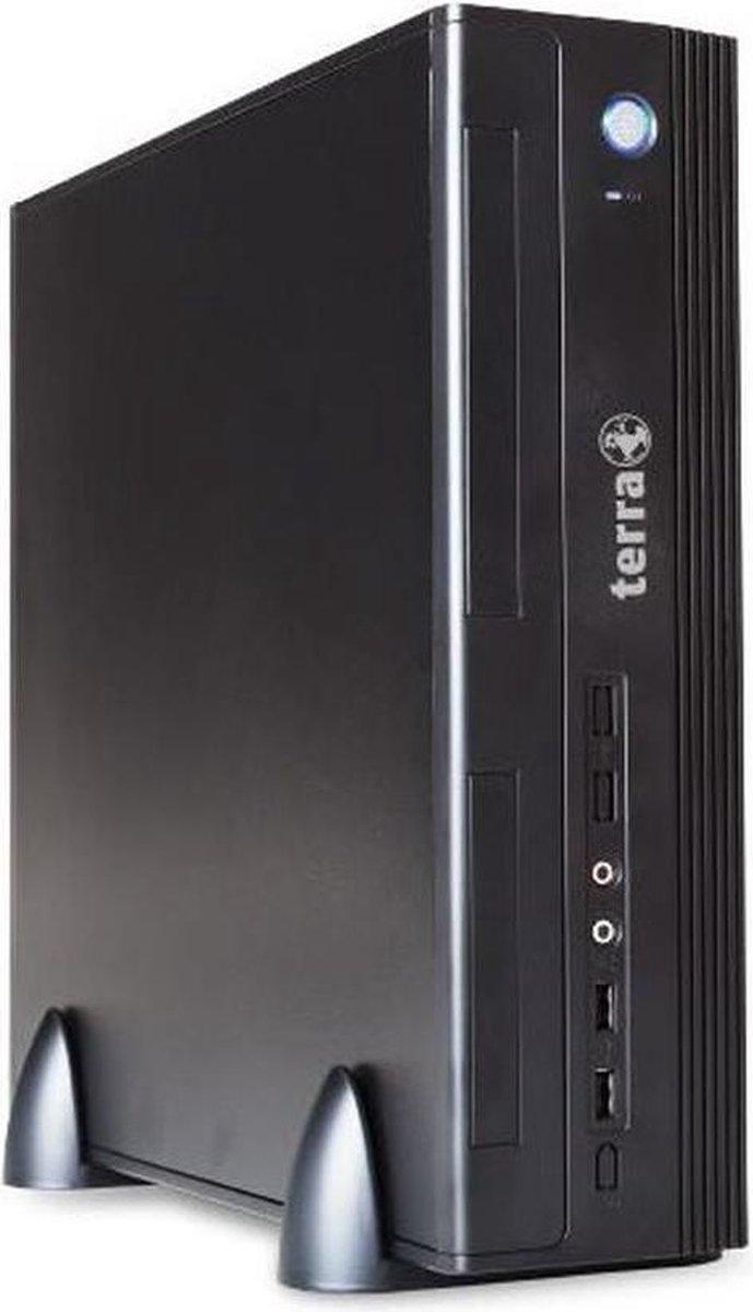 Terra PC-Business 5000 Silent Greenline, Intel Core i3-10100 3.6GHz, 8GB, 250GB SSD, Windows 10 Pro