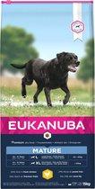 Eukanuba Dog Mature & Senior - Large Breed - Kip - Hondenvoer - 15 kg