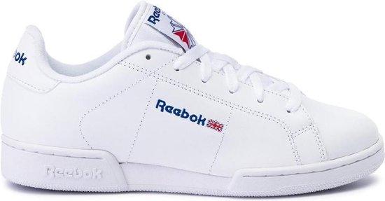 Reebok Npc Ii Sneakers Heren - White/White