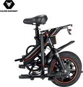 Elektrische fiets - Elektrische step - E bike - Met app te verbinden - 2021 Trend -  Fiets - Vulpes Goods exclusive - Inclusief fietscomputer - Inklapbare fiets - XL set - NEW MODEL - TREND - LIMITED EDITION