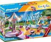 PLAYMOBIL Family Fun Groot pretpark - 70558
