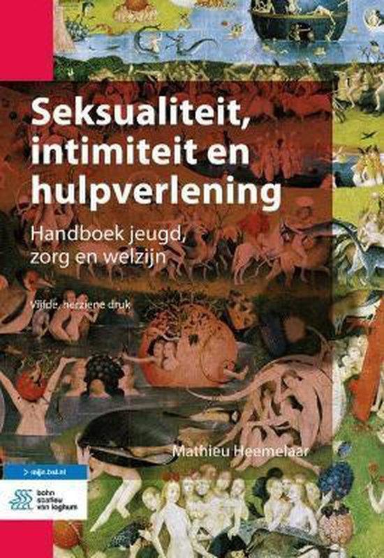 Seksualiteit, intimiteit en hulpverlening