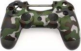 DualShock 4 behuizing V2 Camouflage groen JDM 050/055 + 3mm schroevendraaier