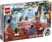 LEGO Marvel De Avengers adventkalender - 76196