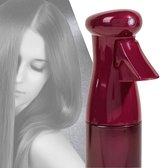 Proffesionele Kapper Mist Verstuiver - Haarspuit - Spuitfles Haar/Planten 2 in 1 - Plantenspuit - Waterspray Krullen - 300 ml bordeaux rood