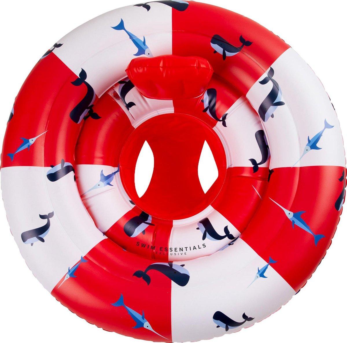 Swim Essentials Baby float Walvis 0-1 jaar