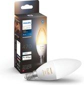 Philips Hue Kaarslamp Lichtbron E14 - White Ambiance - 5,2W - Bluetooth