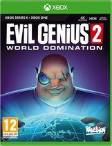 Evil Genius 2 - World Domination - Xbox One & Xbox Series X
