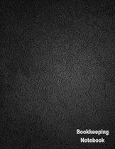 Bookkeeping Notebook