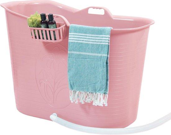 Zitbad Voor Volwassenen - Bath Bucket - Roze - 200L