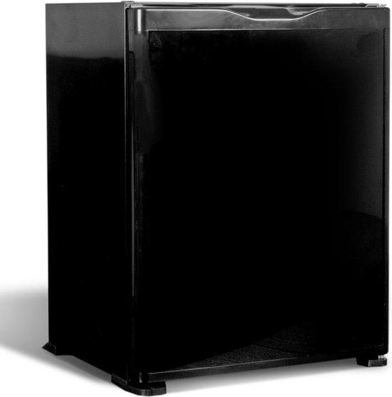 Koelkast: Combisteel | Minibar koelkast | horeca koelkast | stille koeling | 30 liter | Zwart, van het merk Combisteel
