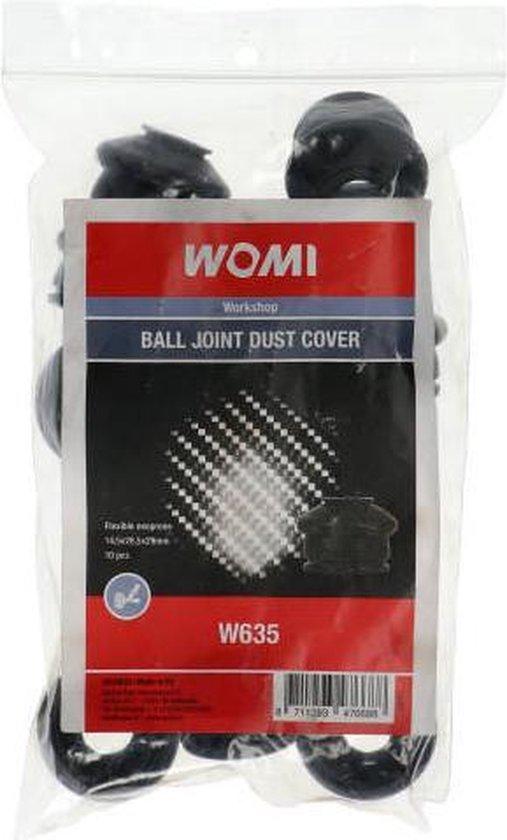 Womi W635 Fuseekogelhoes 14,5x28,5x29mm G14.5
