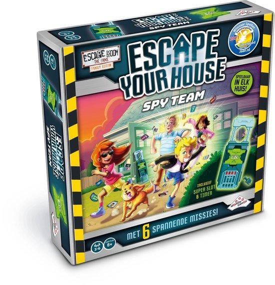 Escape Room: The Game - Escape Your House